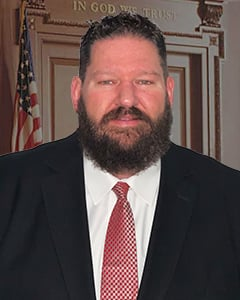 Attorney Morgan McCain